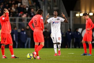 Football: PSG without Neymar, Mbappe held 4-4 by lowly Amiens