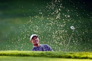 Golf: Putting woes wipe out Woods' slim hopes at Riviera