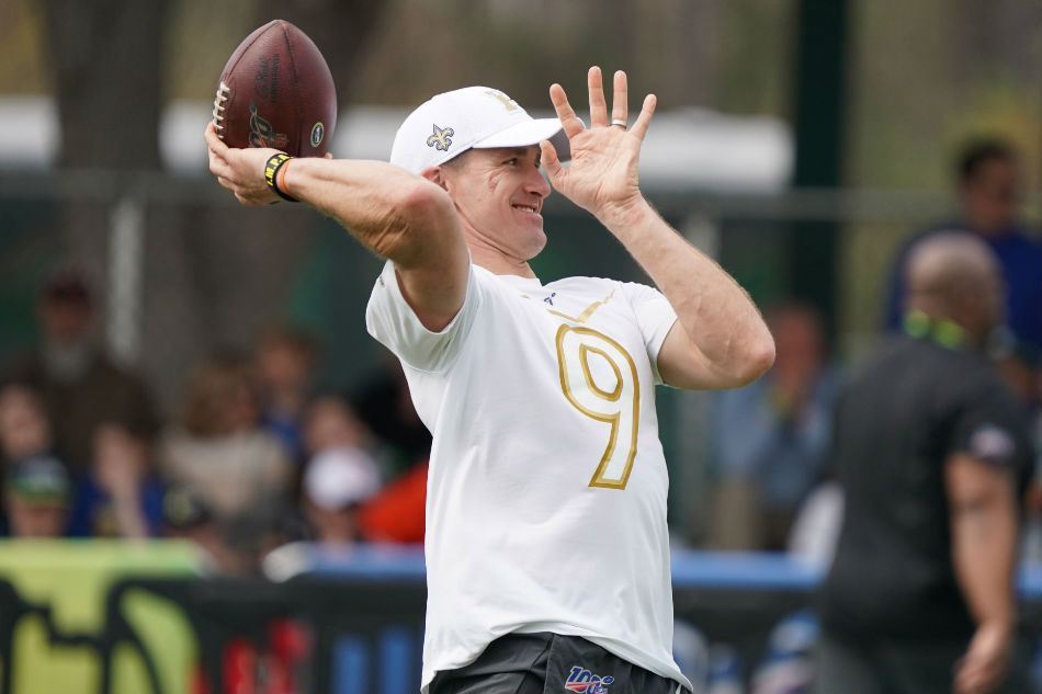 Drew Brees Announces He's Returning For 2020 Season