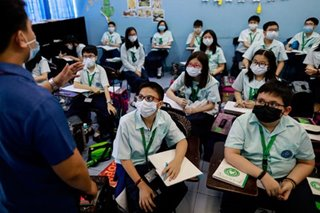 DepEd yet to decide on adjusting enrollment dates due to coronavirus crisis