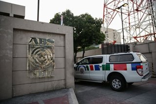ABS-CBN out of House franchise panel's Monday meeting agenda
