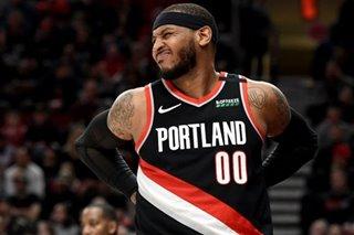 NBA: McCollum, Anthony power Blazers over Pistons