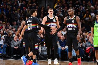 NBA: Millsap, Nuggets upend Timberwolves, 128-116
