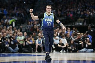 NBA: Doncic, Mavericks coast by Timberwolves