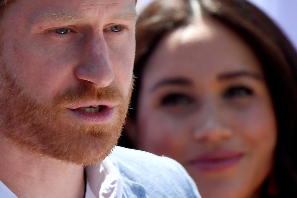 Prince Harry back in Britain as his exit from royal life looms