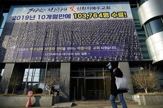 Secretive church at center of S.Korea's explosive coronavirus outbreak
