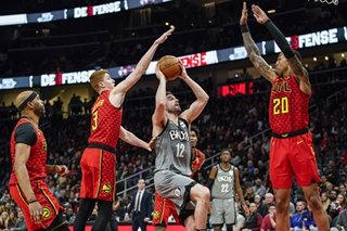 NBA: Hawks, Collins prove dominant in win over Nets