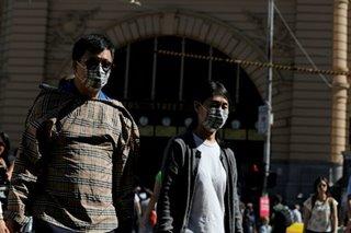Australia reports first coronavirus death