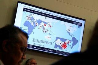 WHO raises global virus risk to maximum level