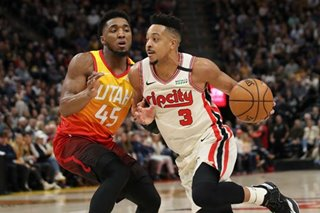 NBA: No autographs during coronavirus outbreak - Blazers' McCollum