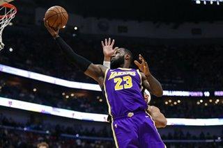 NBA: LeBron scores 34 as Lakers defeat Pelicans