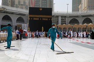 Saudi Arabia suspends Umrah pilgrimage for Saudi citizens, residents