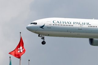 Cathay Pacific fined by UK watchdog over massive data breach
