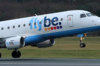 UK airline Flybe collapses as virus hits flights worldwide