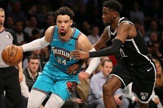 NBA: Grizzlies demolish Nets, climb back to .500