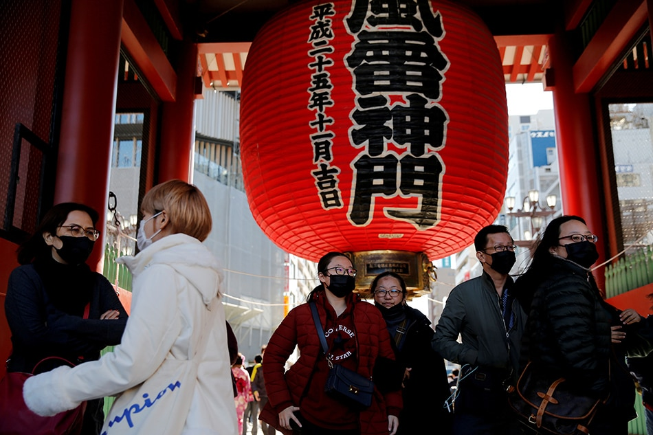 Japan bans visitors from 111 countries, regions, including Philippines