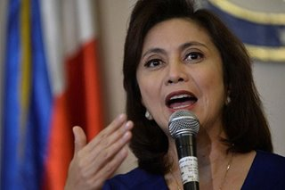Robredo tells mayors: Money should be no issue during elections