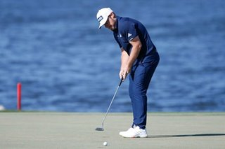 Golf: Hatton grabs lead but McIlroy lurks at brutal Bay Hill