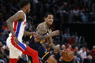 NBA: Jazz down Pistons for 5th straight win