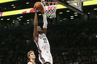 NBA: Nets squander lead, hold on to beat Bulls