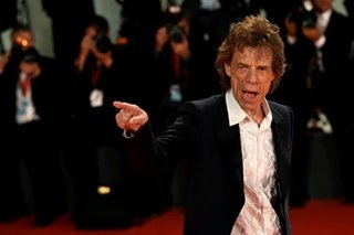 Mick Jagger finds he can get some satisfaction - from acting