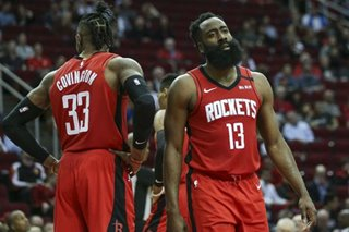 NBA: Magic loss has Rockets bemoaning 'rock bottom'