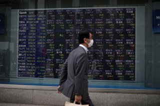Asia stocks extend global rout on coronavirus fears