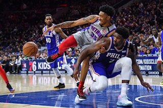 NBA: Embiid scores 30 in return, powers Sixers past Pistons