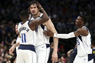 NBA: Marjanovic's double-double leads Mavericks past Nuggets