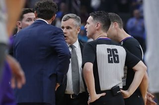 NBA: Thunder-Jazz game abruptly postponed at tip-off