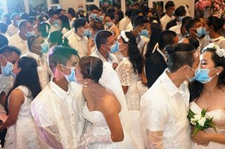 PH government asks couples to delay weddings due to COVID-19