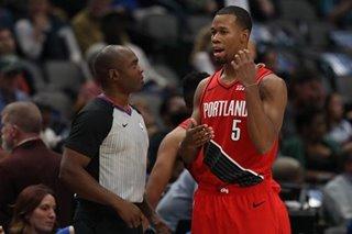 NBA referee Kirkland tests negative for coronavirus: report