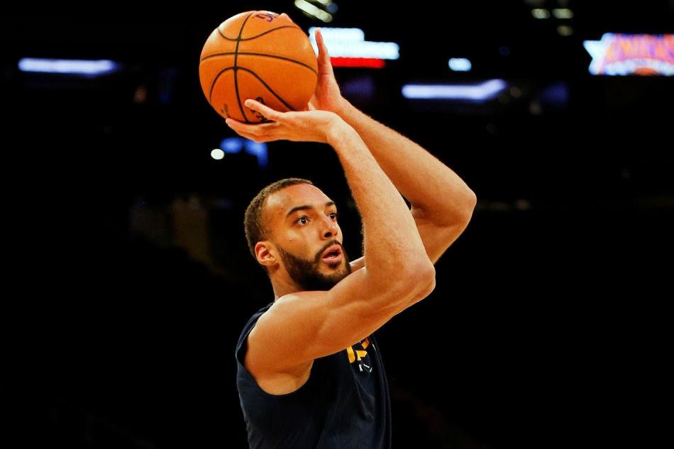NBA: Jazz's Gobert says he's 'feeling a little better' 1