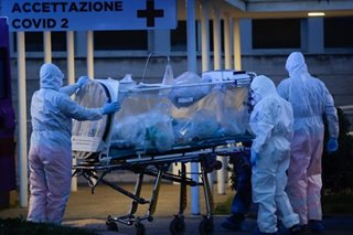 Italy suffered double mortality in worst month of pandemic, study shows