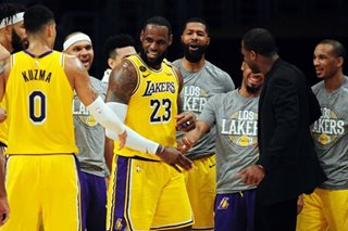 NBA: Lakers under quarantine, will test for COVID-19