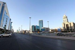 Saudi implements dusk-to-dawn curfew over coronavirus