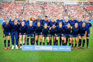 U.S. Soccer working to rebuild reputation with women's team