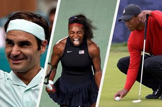Age concern: Six stars for whom Olympics in 2021 may come too late