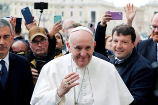 Pope reportedly tests negative for virus after Vatican scare