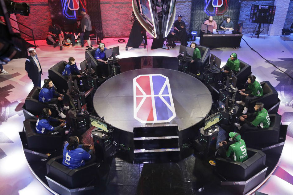 National Basketball Association planning players-only 2K tournament to air on ESPN
