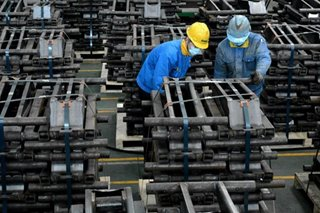 China's factory activity rebounds as work slowly resumes