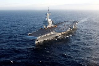 50 COVID-19 cases aboard French aircraft carrier, says military ministry