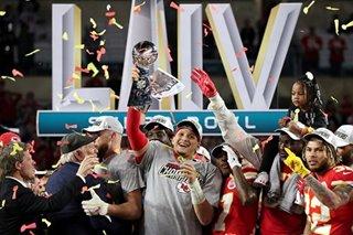 Chiefs QB Mahomes supplants Brady as NFL's top merchandise seller