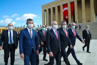 Turkey coronavirus cases surge past 100,000