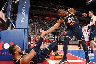 NBA: Gobert, Mitchell ready to bury hatchet, says Jazz exec