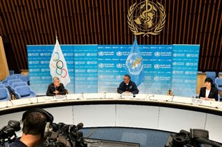 Olympic chief calls for 'vigilance and patience' ahead of Tokyo Games
