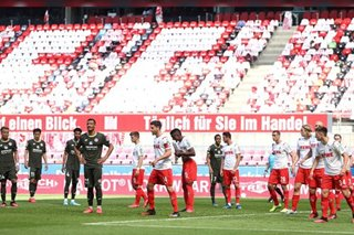 Football: Cologne waste two-goal lead in draw with Mainz