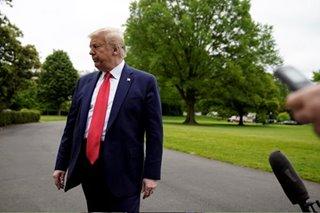 Trump says golf stars 'are all great people' despite McIlroy blast