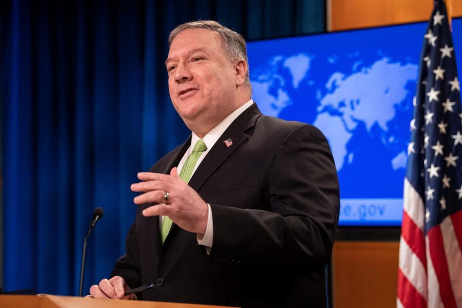 US top diplomat calls China virus response 'paltry' compared to damage done 1