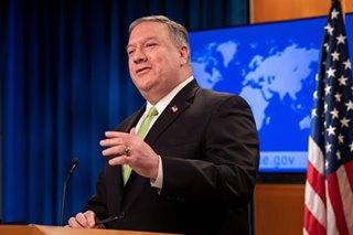 US top diplomat calls China virus response 'paltry' compared to damage done